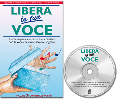 Book & CD to learn how to use the voice